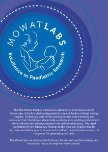 MowatLabs Dedicated to Fraser Slorach and Alex Mowat